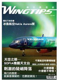 WINGTIPS 飛行夢想誌 [第4期]:極光下的彩繪 冰島航空 Hekla Aurora 號