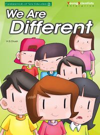 We are different!