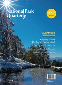 National Park Quarterly 2016.12 (Winter):Adaptation