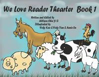 We love reader theater. book 1