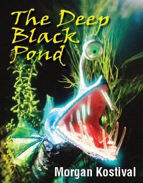 The deep black pond