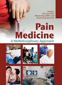 Pain medicine:a multidisciplinary approach