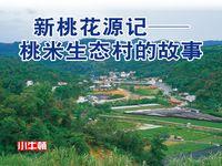 新桃花源記 [有聲書]:桃米生態村的故事