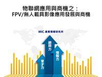 物聯網應用與商機之:FPV/無人載具影像應用發展與商機