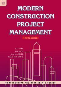 Modern construction project management