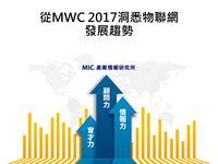 從MWC 2017洞悉物聯網發展趨勢