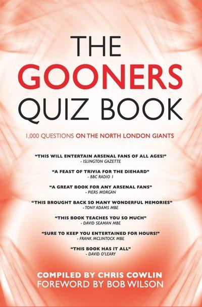 The Gooners Quiz Book
