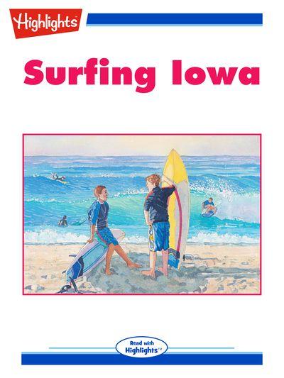 Surfing Iowa [有聲書]