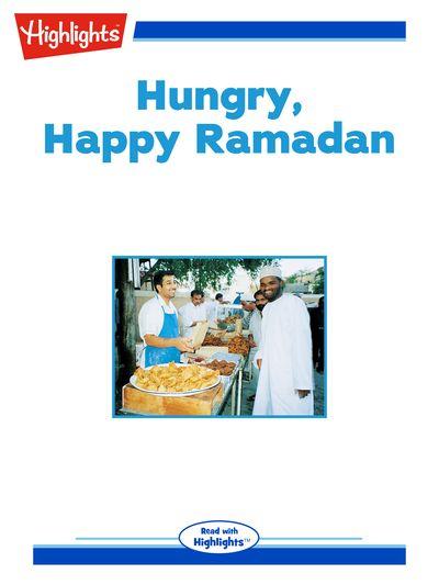 Hungry, happy ramadan [有聲書]