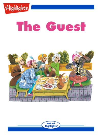 The guest [有聲書]