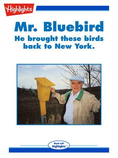 Mr. Bluebird [有聲書]