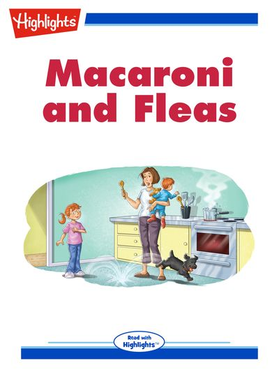 Macaroni and Fleas [有聲書]