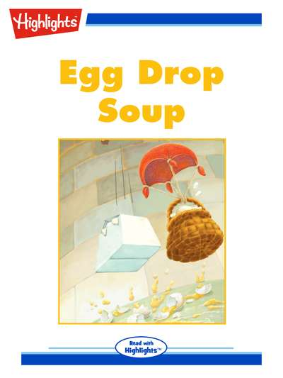 Egg drop soup [有聲書]