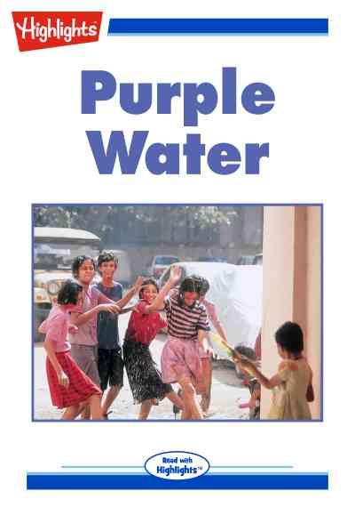 Purple water [有聲書]