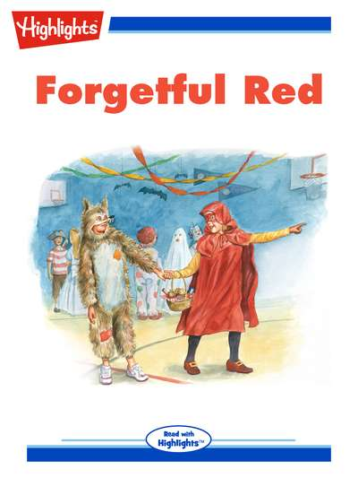 Forgetful red [有聲書]