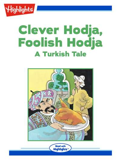 Clever Hodja, foolish Hodja [有聲書]