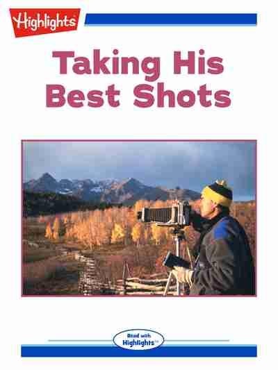 Taking his best shots [有聲書]