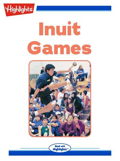 Inuit games [有聲書]