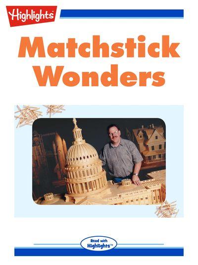 Matchstick wonders [有聲書]