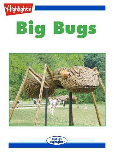 Big bugs [有聲書]