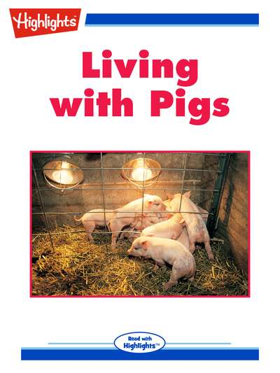 Living with pigs [有聲書]
