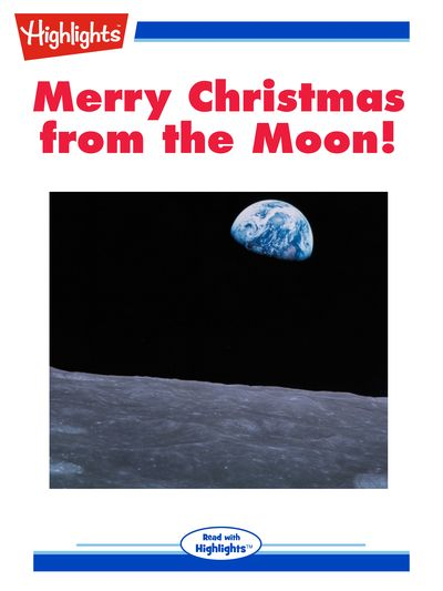 Merry Christmas from the moon! [有聲書]