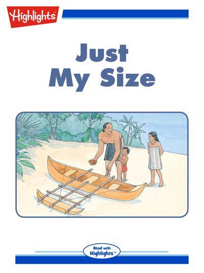 Just my size [有聲書]