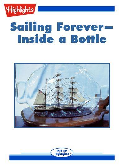 Sailing forever [有聲書]:inside a bottle