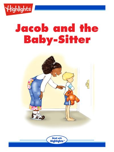 Jacob and the Baby-Sitter [有聲書]