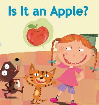 Is it an apple? [有聲書]