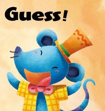 Guess![有聲書]