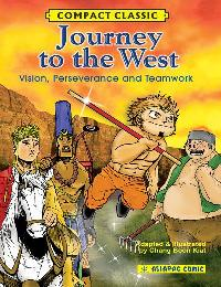 Journey to the west:vision, perseverance and teamwork