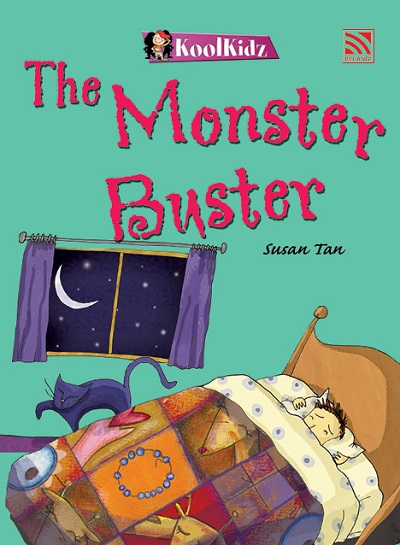 The monster Buster