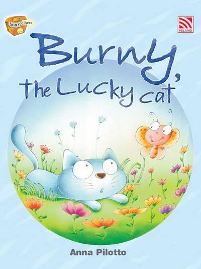 Burny, the lucky cat