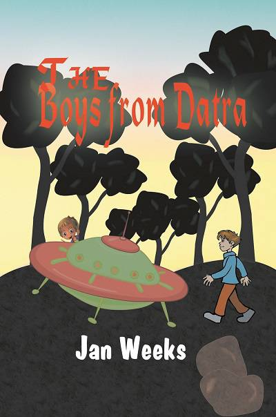 The Boys from Datra:For James, Who Loves Science Fiction Stories