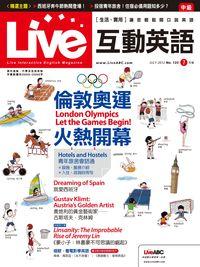 Live互動英語 [第135期] [有聲書]:倫敦奧運火熱開幕!
