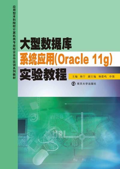 大型資料庫系統應用(Oracle 11g)實驗教程