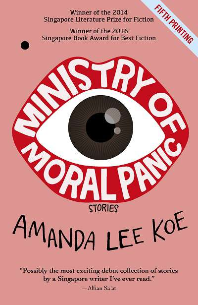 Ministry of moral panic:stories