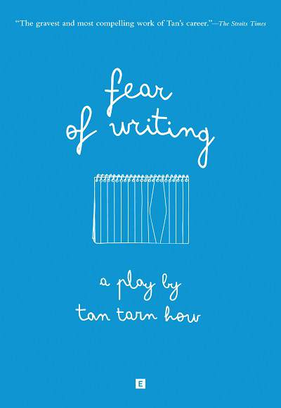 Fear of writing:a play