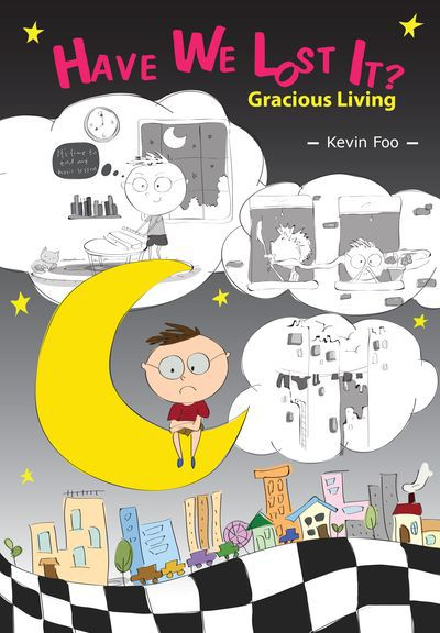 Have we lost it?:gracious living