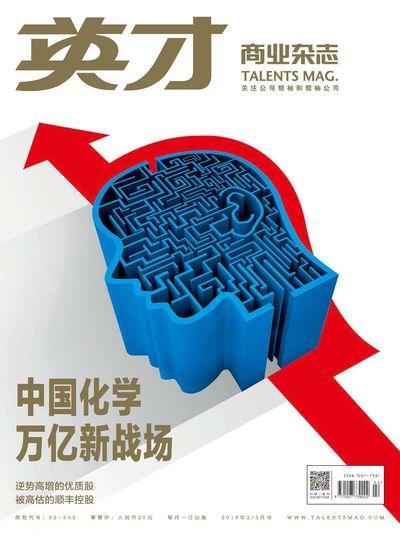 英才 [總第252期]:中國化學 萬億新戰場