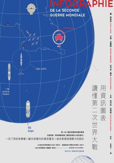 用資訊圖表讀懂第二次世界大戰
