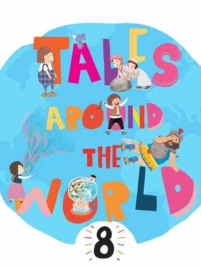 Tales around the world [有聲書]. 8