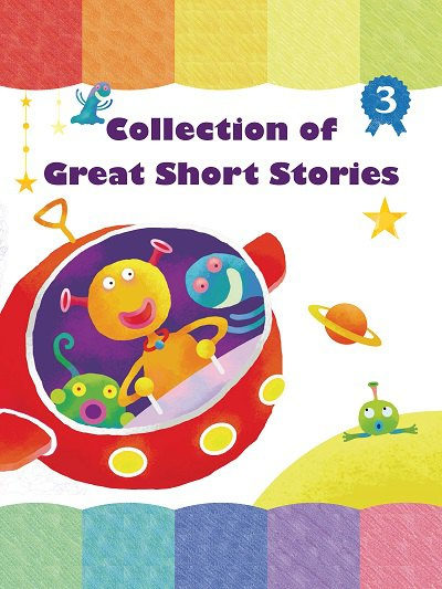 Collection of great short stories [有聲書]. 3