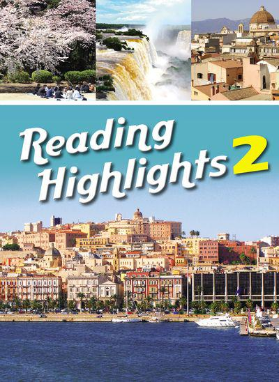 Reading Highlights [有聲書]. 2