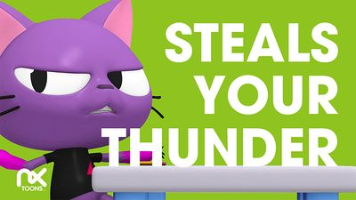 Steals your thunder