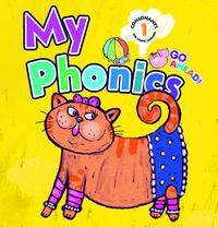 My phonics [有聲書]:consonants. 1