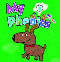 My phonics [有聲書]:consonants. 2