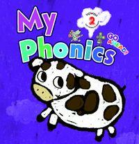My phonics [有聲書]:vowels. 2