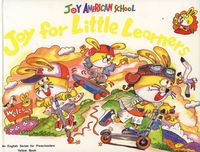 Joy for little learners [有聲書]. 3